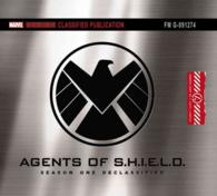 Marvel's Agents of S.H.I.E.L.D. : Season One Declassified Slipcase (Marvel's Agents of S.H.I.E.L.D.) (SLP)