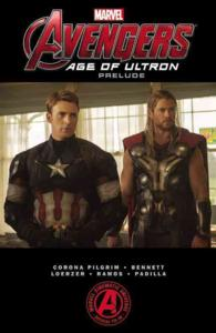 Marvel's the Avengers : Age of Ultron Prelude (Marvel's the Avengers)