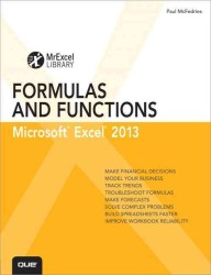 Excel 2013 Formulas and Functions (Mrexcel Library)