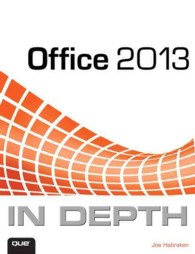 Office 2013 in Depth (In Depth)