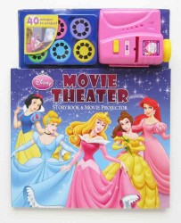 Disney Princess Movie Theater (REI/TOY RE)