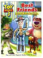 Toy Story 3 Best Friends Magnetic Buddy Storybook (Toy Story 3) (HAR/TOY)