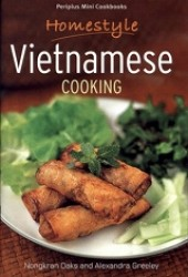 Periplus Mini Cookbooks: Homestyle Vietnamese Cooking