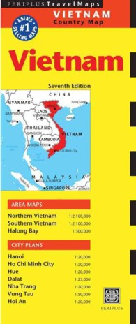 Periplus Travel Map Vietnam (7 MAP)