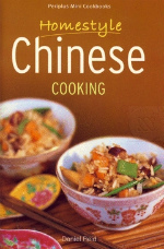 Periplus Mini Homestyle Chinese Cooking