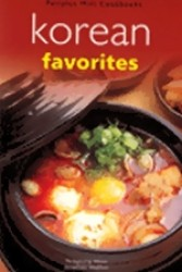 Periplus Mini Cookbooks Korean Favorites