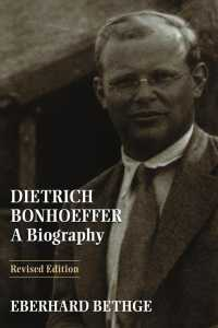 Dietrich Bonhoeffer : A Biography (REV SUB)