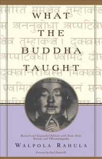 What the Buddha Taught (Revised)