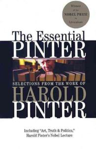 Essential Pinter : Selections from the Work of Harold Pinter