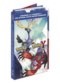 Pokemon X & Pokemon Y : The Official Kalos Region Guidebook (HAR/PSTR)