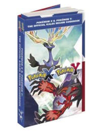 Pokemon X Pokemon Y : The Official Kalos Region Guidebook (PAP/PSTR)