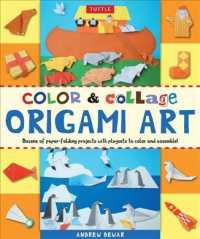 Color & Collage Origami Art : Dozens of Paper-Folding Projects with Playsets to Color and Assemble!