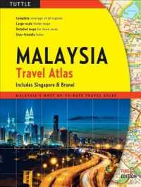 Tuttle Travel Atlas Malaysia : Includes Singapore & Brunei