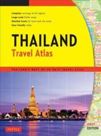 Travel Atlas: Thailand 1