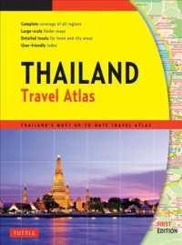 Travel Atlas: Thailand 1
