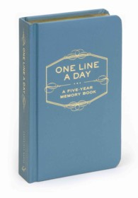 One Line a Day : A Five-year Memory Book (JOU)