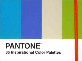 Pantone : 35 Inspirational Color Palletes (GMC CRDS)