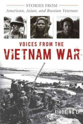 �N���b�N����ƁuVoices from the Vietnam War : Stories from American, Asian, and Russian Veterans�v�̏ڍ׏��y�[�W�ֈړ����܂�