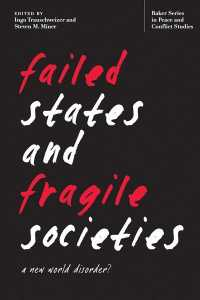 Failed States and Fragile Societies : A New World Disorder? (Baker Series in Peace and Conflict Studies)