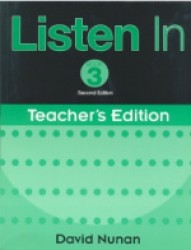 �N���b�N����ƁuListen in Book 3 (2/e) Teachers Edition�v�̏ڍ׏��y�[�W�ֈړ����܂�