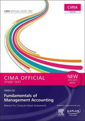 C01 Fundamentals of Management Accounting - Study Text -- Paperback