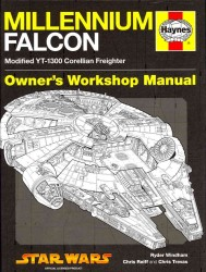 Millennium Falcon Manual : Modified Yt-1300 Corellian Freighter -- Hardback