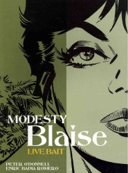 Modesty Blaise : Live Bait (Modesty Blaise (Graphic Novels))