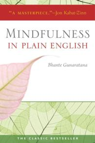 Mindfulness in Plain English (20 ANV)