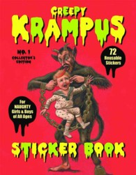 Creepy Krampus Sticker Book (STK)
