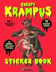 Creepy Krampus Sticker Book (STK)
