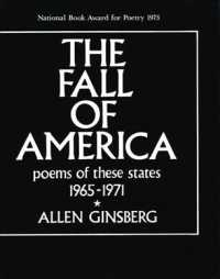 The Fall of America : Poems of These States, 1965-1971