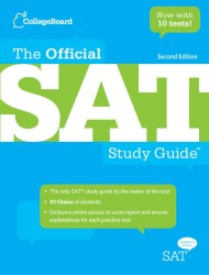 The Official SAT Study Guide (Official Sat Study Guide) (2 STG)