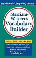 Merriam-Webster's Vocabulary Builder (2 NEW REV)