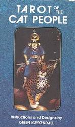 Tarot of the Cat People (GMC CRDS)