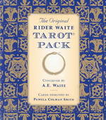 The Original Rider Waite Tarot Pack (CRDS)