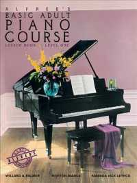 Alfred's Basic Adult Piano Course : Lesson Book, Level One/2236