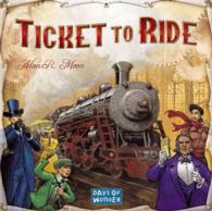 Ticket to Ride : The Cross-country Train Adventure Game! (BRDGM)