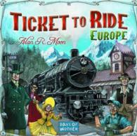 Ticket to Ride Europe (BRDGM)