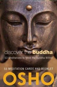 Discover the Buddha : 53 Meditations to Meet the Buddha within (CRDS/BKLT)