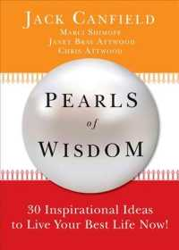 Pearls of Wisdom : 30 Inspirational Ideas to Live Your Best Life Now!