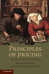 Principles of Pricing : An Analytical Approach