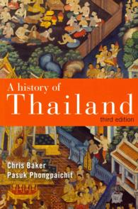 A History of Thailand (3RD)