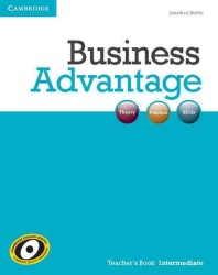 Business Advantage Intermediate Teacher's Book. (1 TCH)