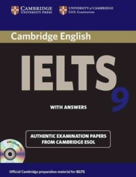 Cambridge Ielts 9 Self-study Pack. (PAP/COM)