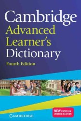 Cambridge Advanced Learner's Dictionary (4TH)