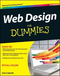 Web Design for Dummies (For Dummies (Computer/tech)) (3RD)
