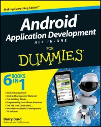 Android Application Development All-In-One for Dummies (For Dummies) (PAP/PSC)