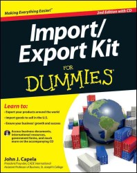 Import/ Export Kit for Dummies (For Dummies (Business & Personal Finance)) (2 PAP/CDR)