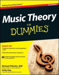 Music Theory for Dummies (For Dummies (Career/education)) (2 PAP/COM)