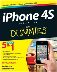iPhone 4S All-in-One for Dummies (For Dummies)